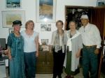 Niv Jacobi- Erew Shabbat bei Uta