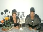 Niv Jacobi Niv's Eltern in meiner Gemeinde in Deutschland