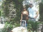 Niv's Grab und Niv's Eltern
