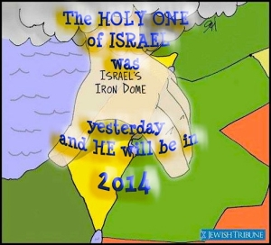 For AM ISRAEL 2014