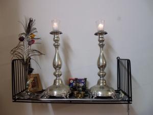 Tirat Zvi Ruths Shabbat-Leuchter
