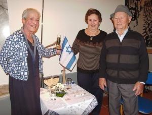 29.11.2013 Selda und Shalom Stamberg in Bisingen 11:2013