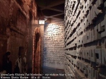 Kibbutz Yad Morechai May 2, 2014  Museum Warsaw Ghetto - Mila 18 - names