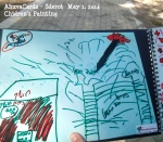 Sderot 1. Mai 2014 Children's art 1