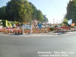 Sderot 1. Mai 2014 - pretty  circle