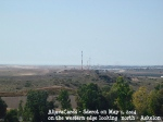 Sderot 1. Mai 2014 view to the north - Ashkelon