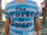 Sderot 1. Mai 2914 - Lior's shirt