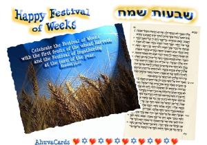 Shavuot Sameach 6.:7. Ijar 5775