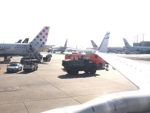 Alle ELAL-Maschinen haben Bewachung auf deutschen Flughäfen