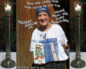SHABBAT SHALOM  April  23, 2016 and Pessach Sameach